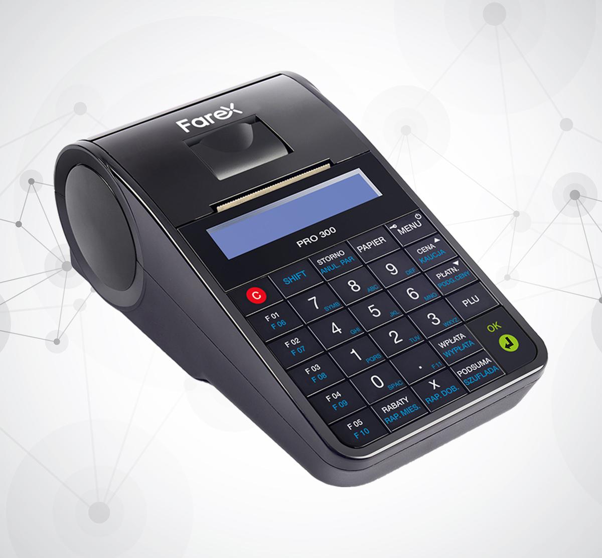 Farex Pro 300 - kasa fiskalna online